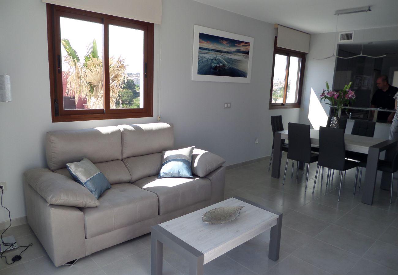 Ferienwohnung in Orihuela Costa - 3029 Terrazas de Campoamor 3029