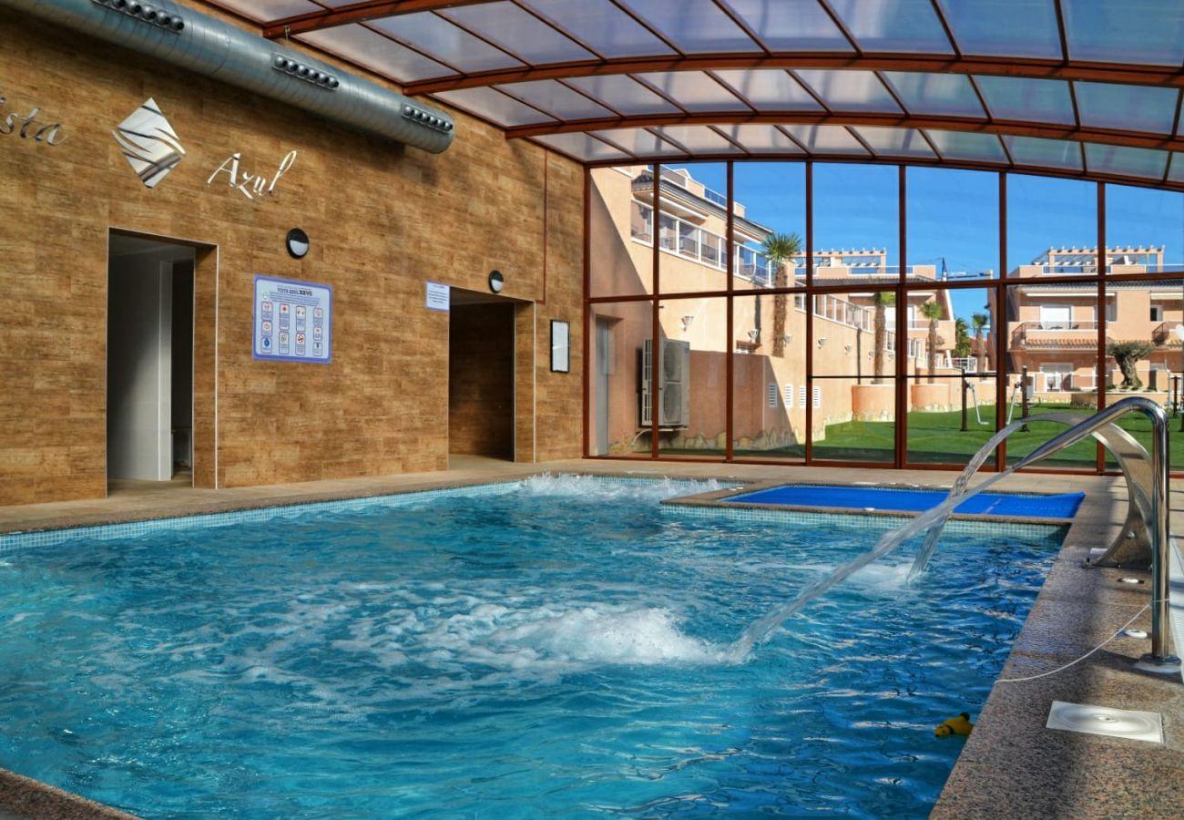 Ferienwohnung in Orihuela Costa - 3049 Vista Azul Spa 3049