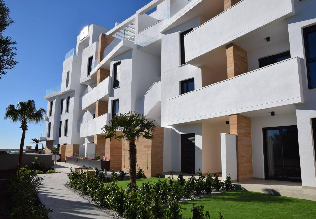 Zapholiday - 3055 - Wohnung Orihuela Costa, Costa Blanca - Terrasse