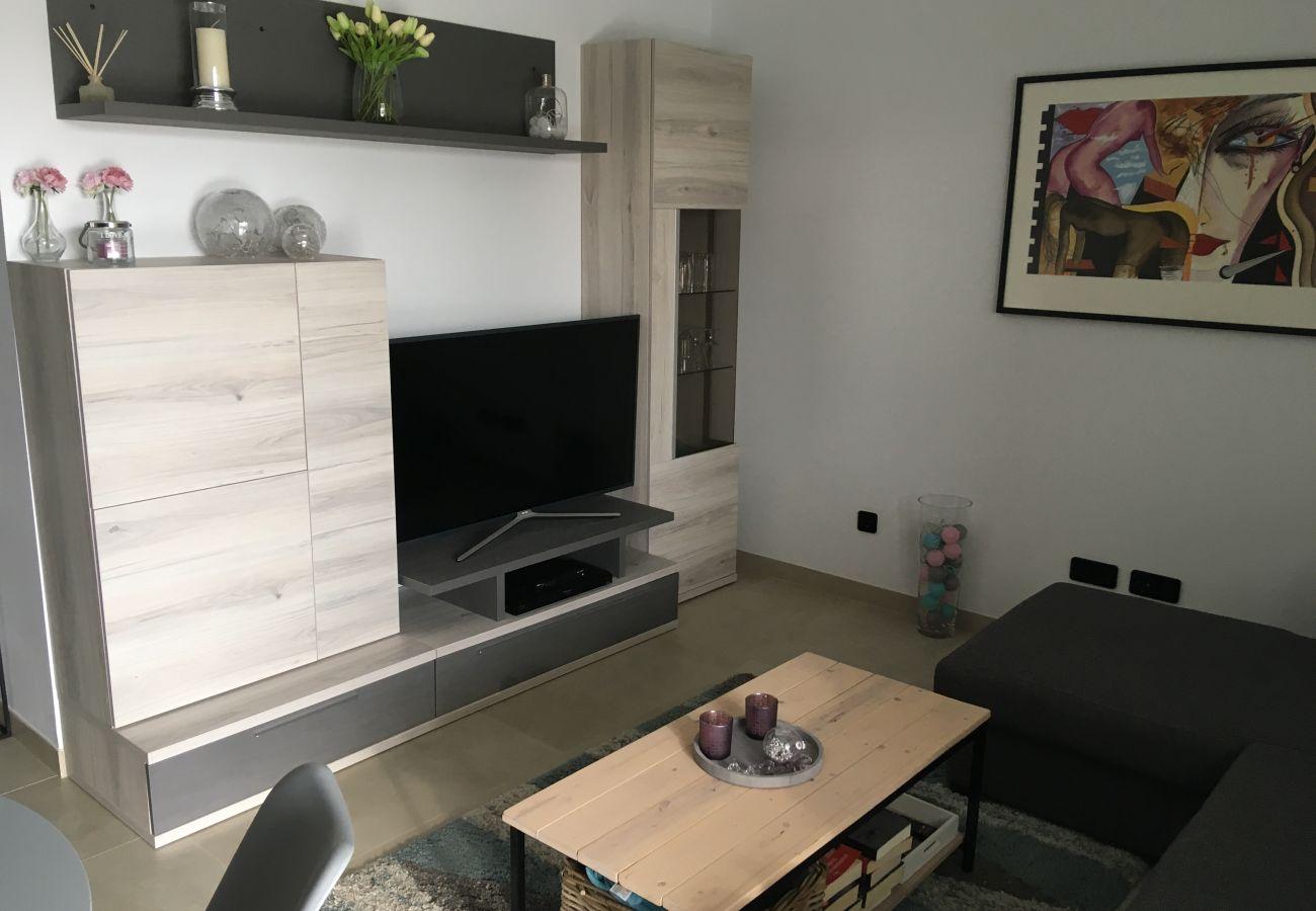 Zapholiday - 3055 - Wohnung Orihuela Costa, Costa Blanca - Wohnzimmer
