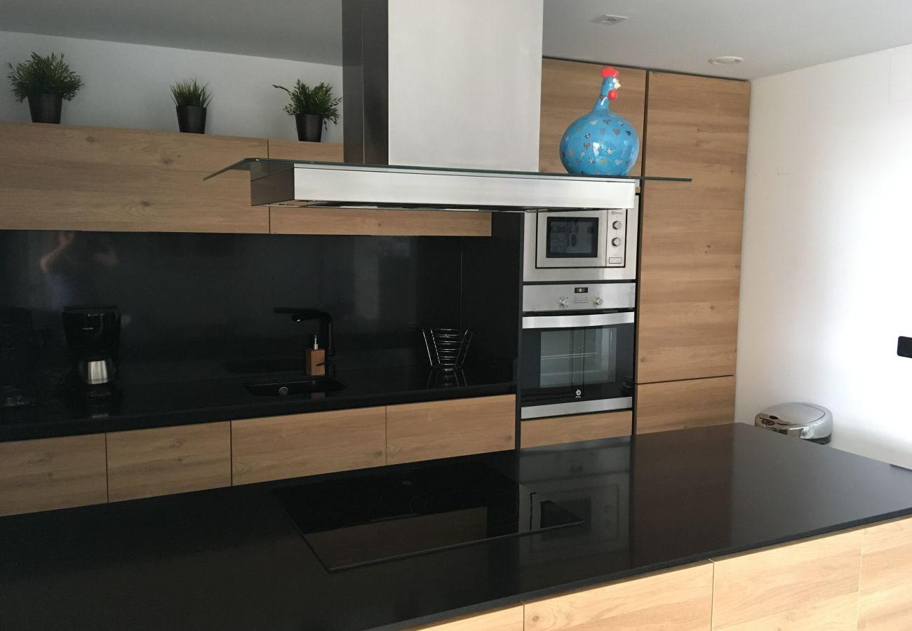 Zapholiday - 3055 - Wohnung Orihuela Costa, Costa Blanca - Küche