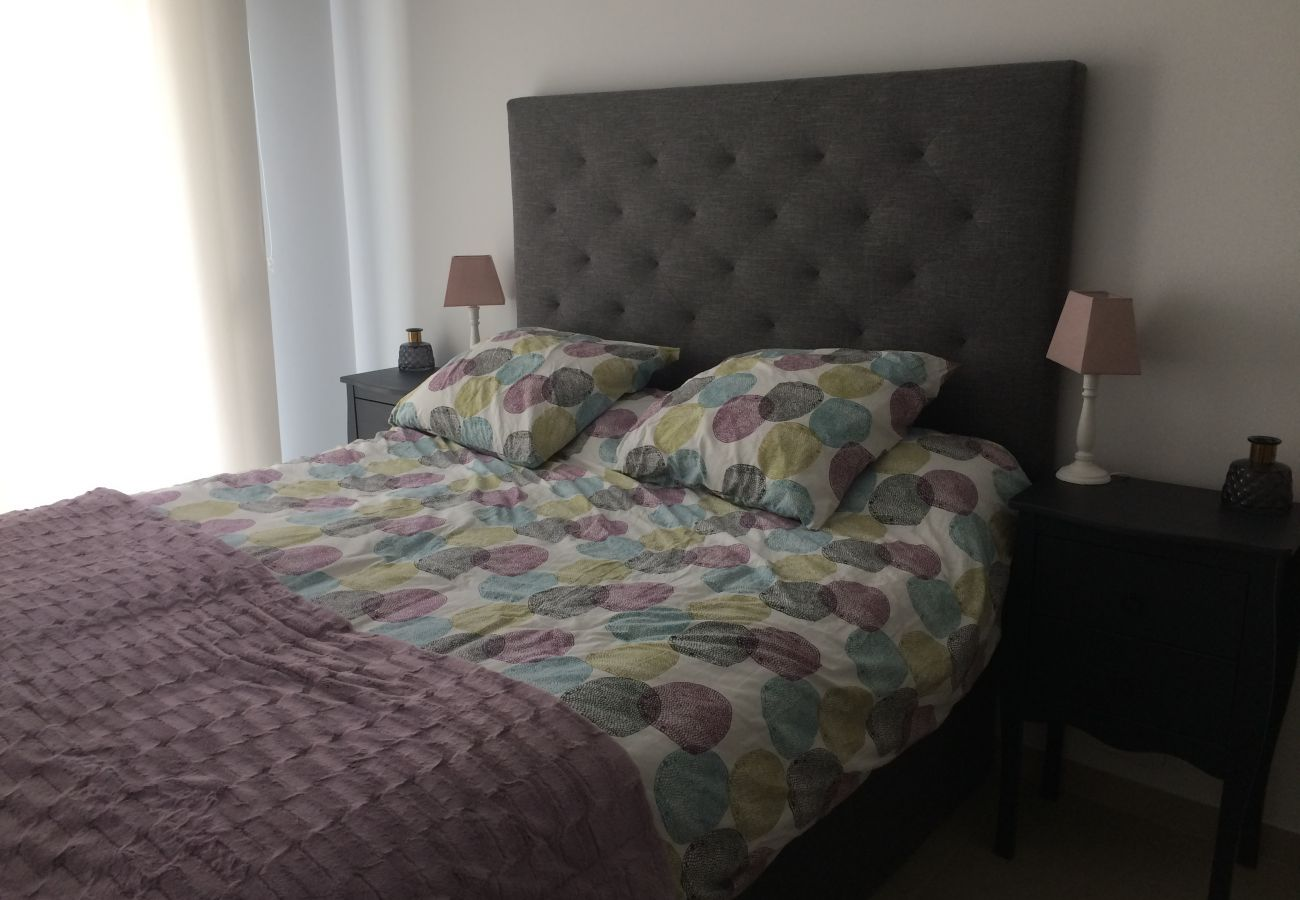 Zapholiday - 3055 - Wohnung Orihuela Costa, Costa Blanca - Schlafzimmer