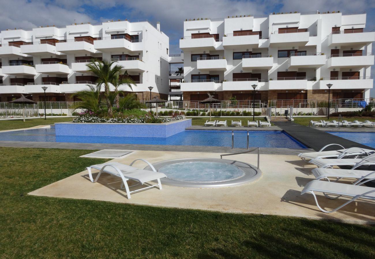 Ferienwohnung in Orihuela Costa - 3056 Terrazas de Campoamor 3056