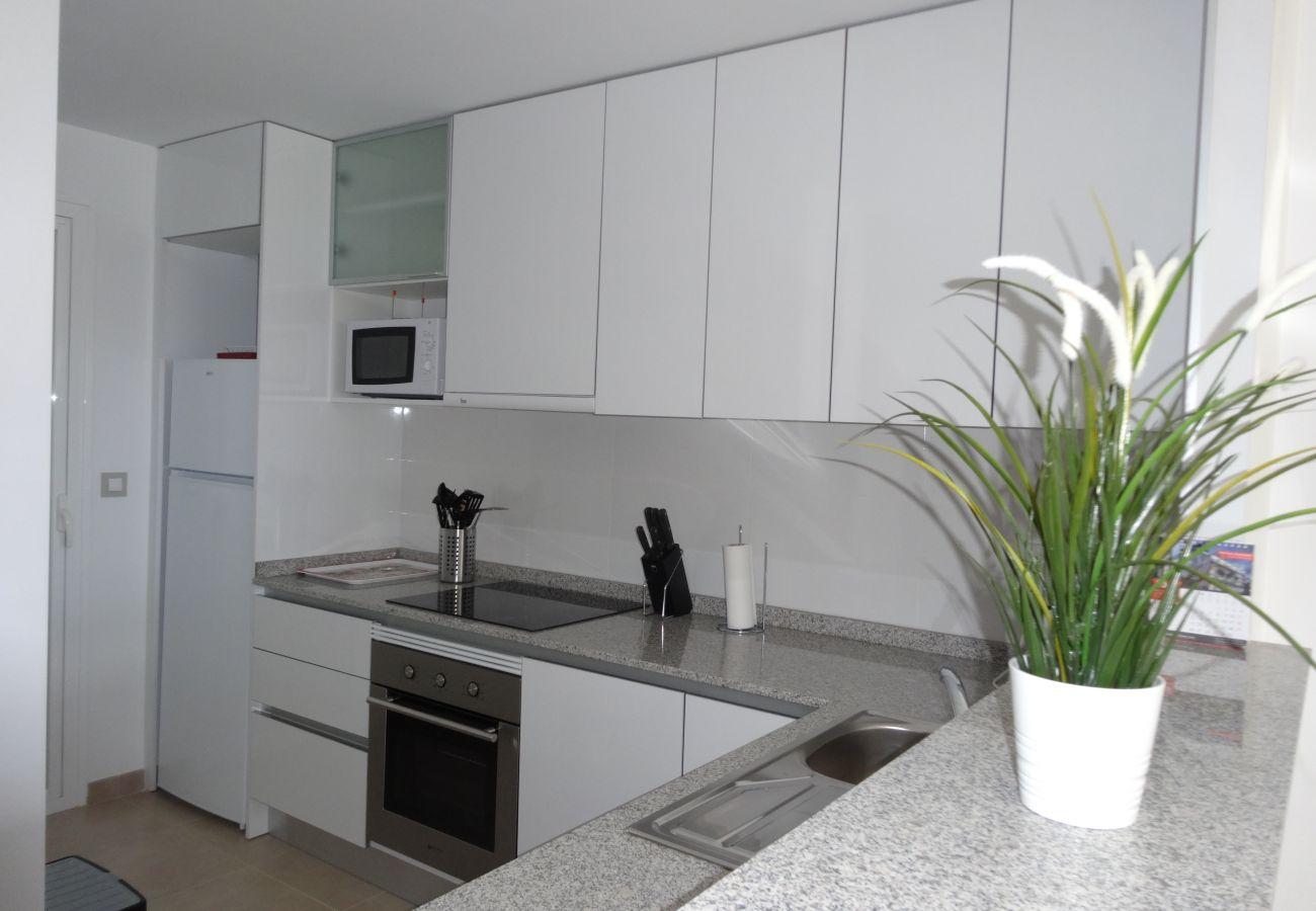 Zapholiday - 3056 - apartment terrazas de campoamor, costa blanca - küche