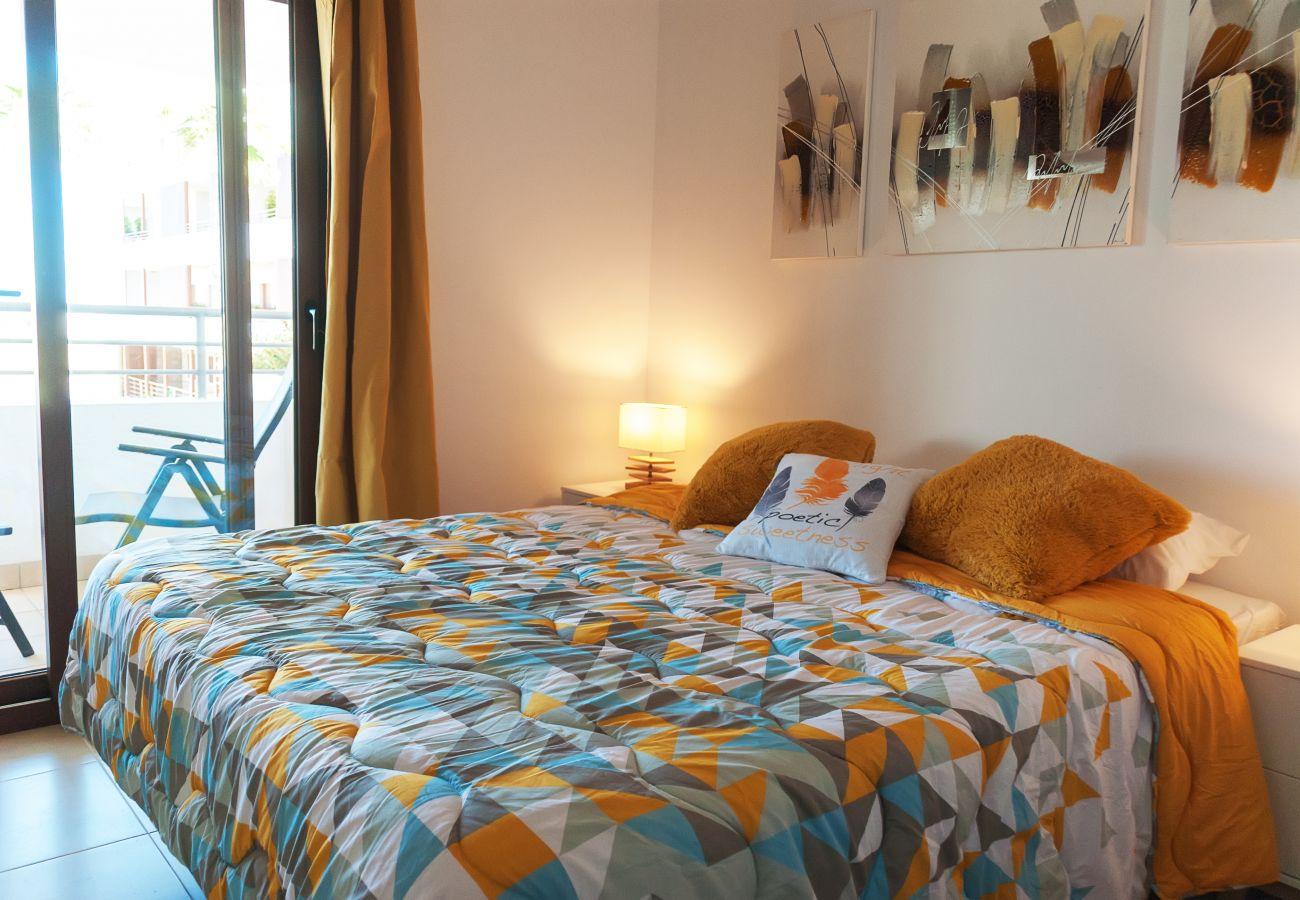 Zapholiday - 3056 - Wohnung Terrazas de Campoamor, Costa Blanca - Schlafzimmer