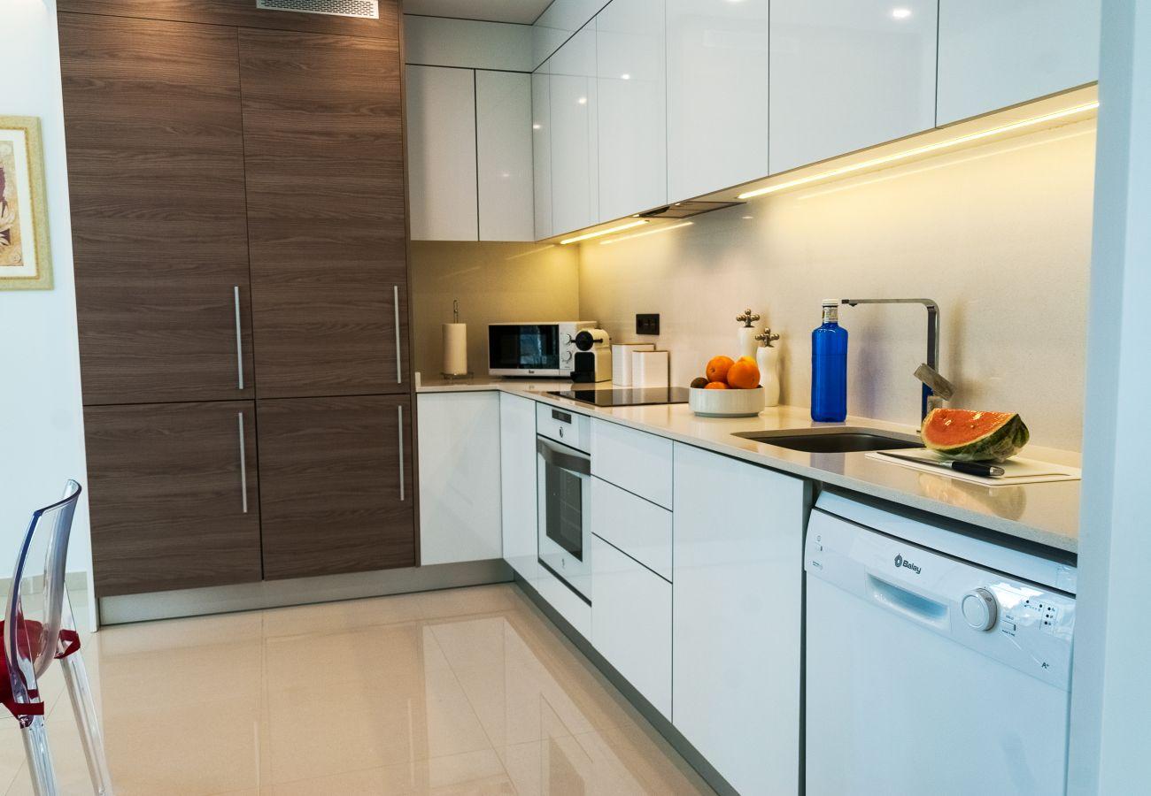 Zapholiday  –  3019  -  villa Algorfa, Alicante - küchen