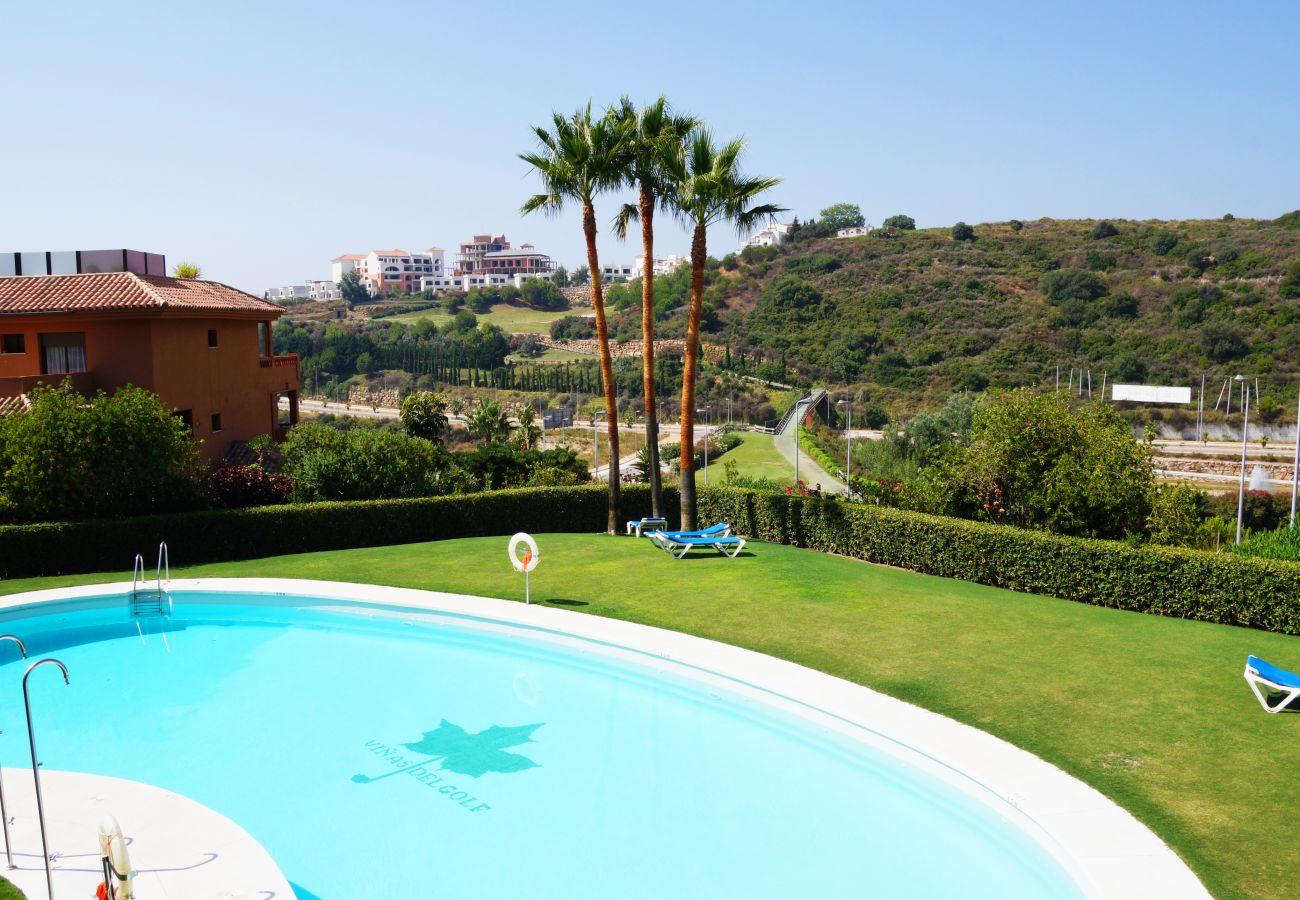 Ferienwohnung in Casares - Viñas Del Golf 2279