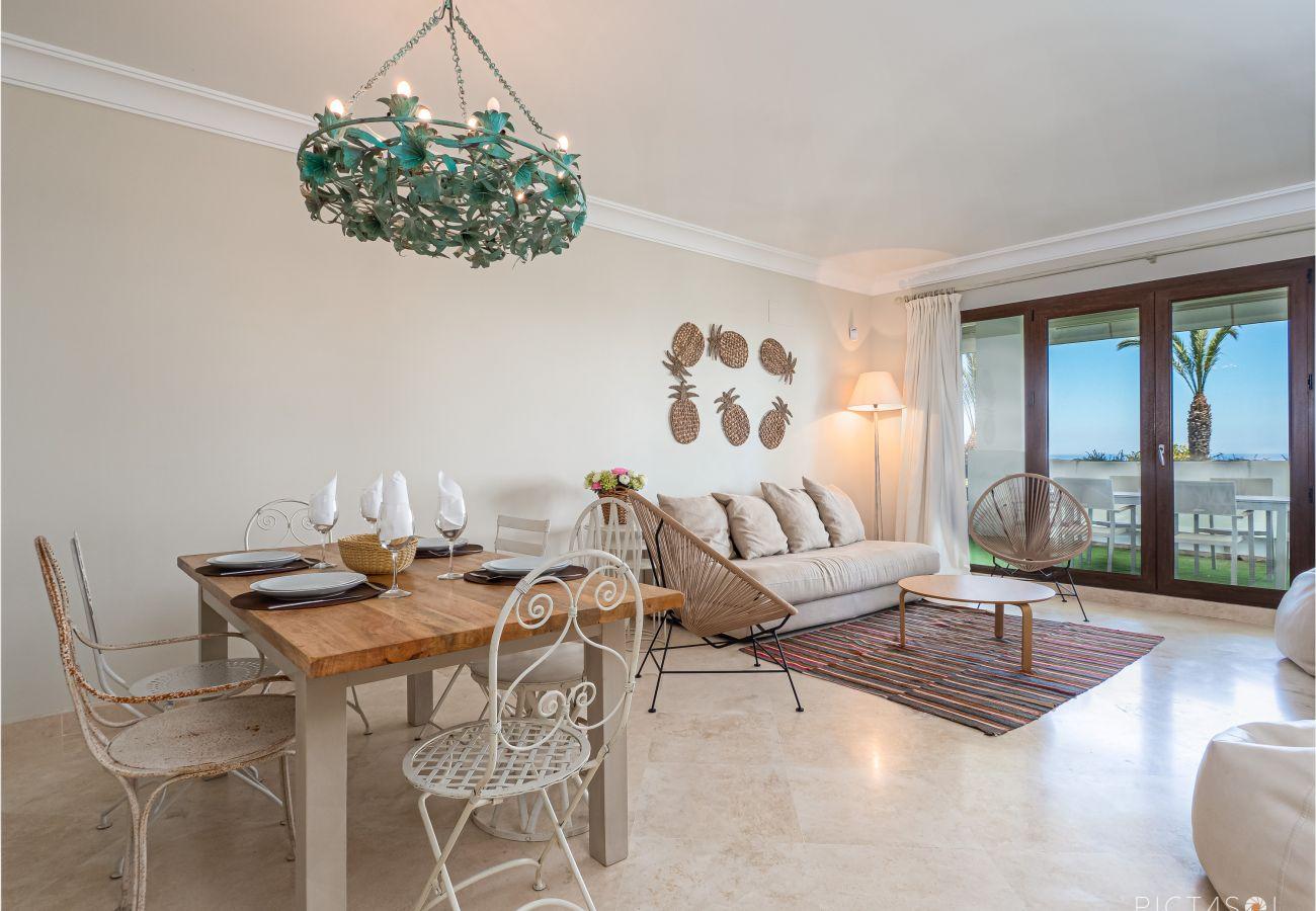 Ferienwohnung in Casares - Altos de Cortesin 5000