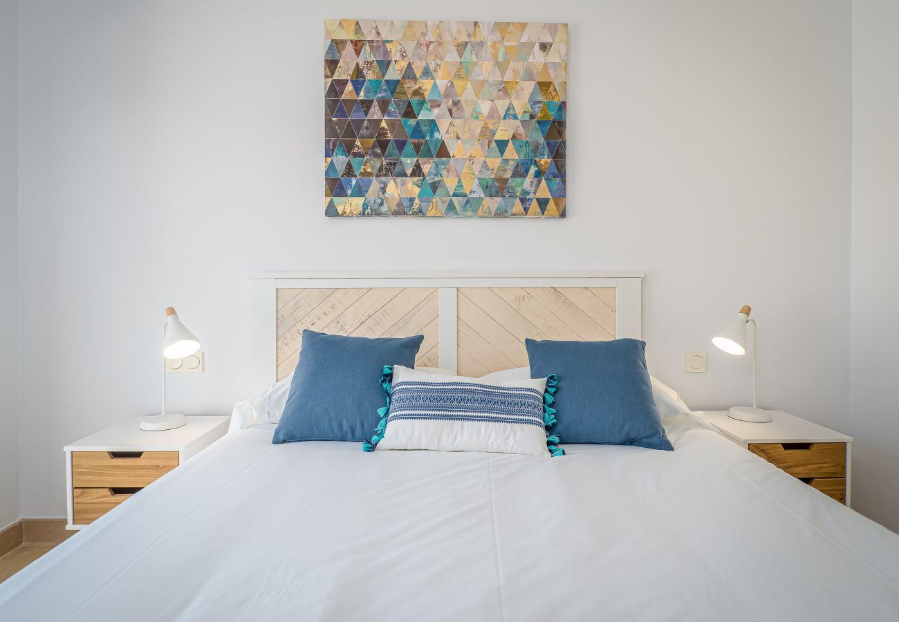 Zapholiday - 2290 - La Duquesa, Ferienwohnung an der Costa del Sol - Schlafzimmer