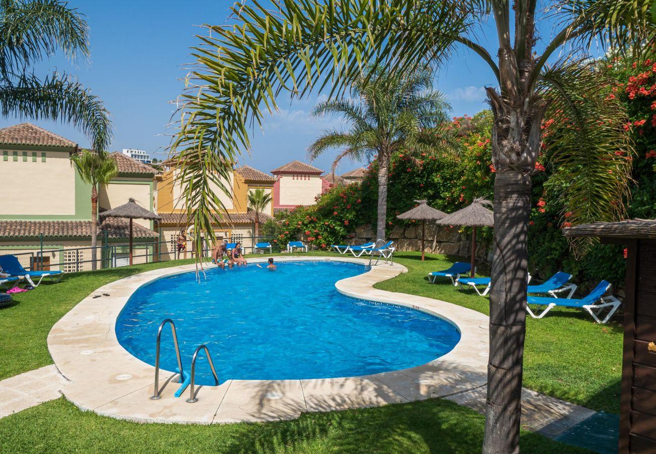 Ferienwohnung in Casares - Jardines de Casares 5002