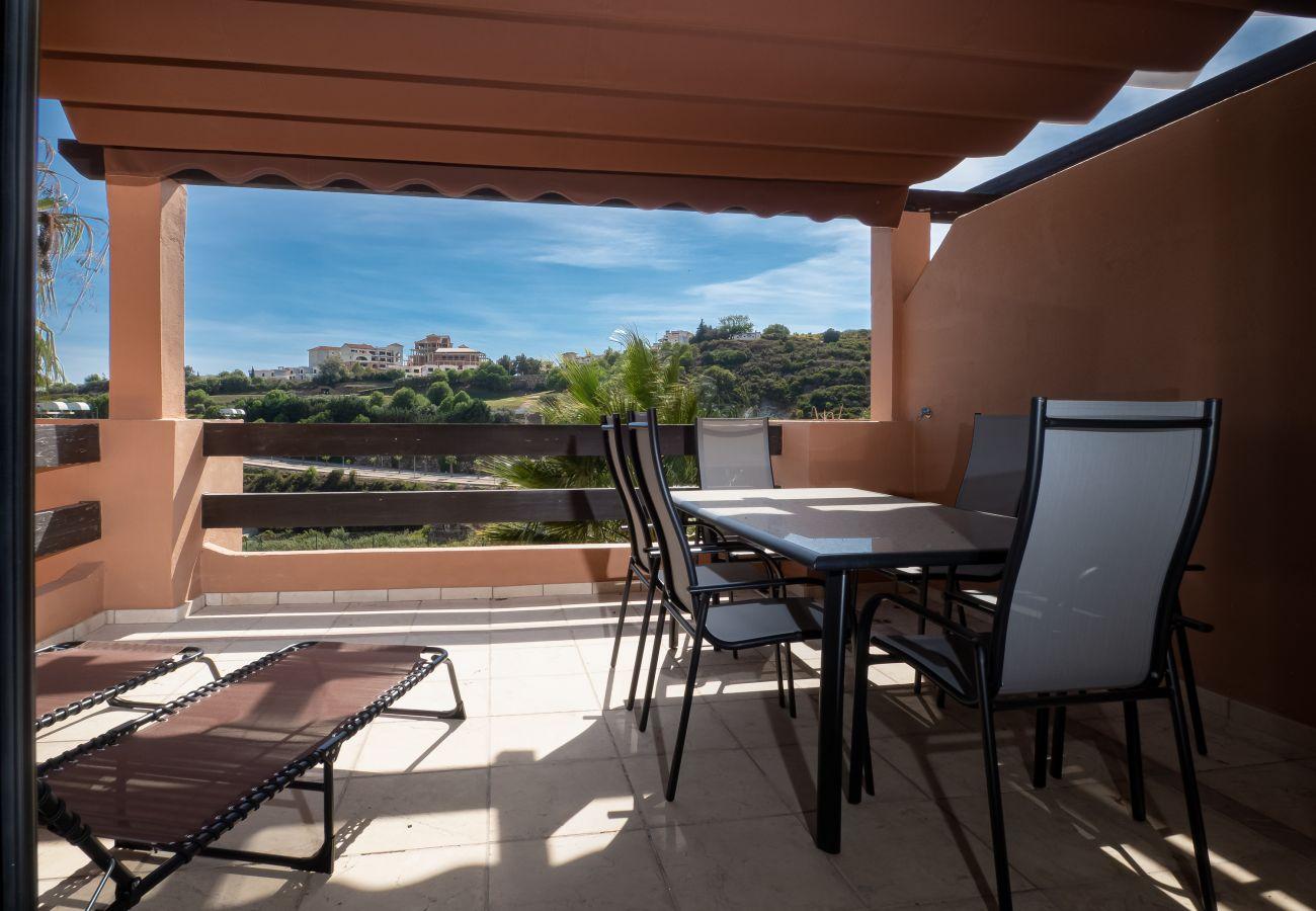 Ferienwohnung in Casares - Viñas del Golf 2297