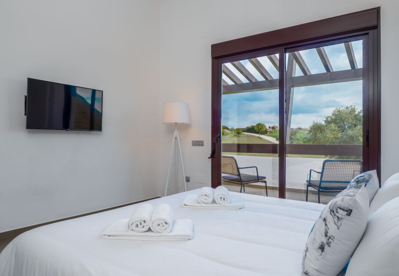 Zapholiday - 2301 - Villa Estepona, Costa del Sol - Schlafzimmer